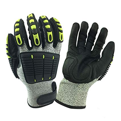 Shock / Impact Resistant Gloves – Pioneer Tools and Hardware